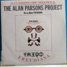 Discos de vinil: THE ALAN PARSONS PROJECT - FREUDIANA / FREUDIANA - NUEVO EDICION ESPAÑOLA. Lote 87477636