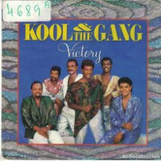 Discos de vinilo: KOOL AND THE GANG - VICTORY / BAD WOMAN (SINGLE ESPAÑOL, MERCURY 1986). Lote 87478008
