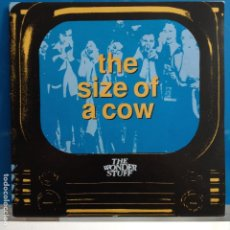 Dischi in vinile: THE WONDER STUFF - THE SIZE OF A COW - NUEVO INGLES. Lote 87482260