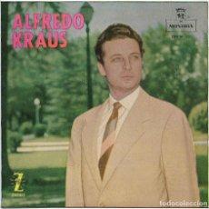 Discos de vinilo: ALFREDO KRAUS - GRANADA, AY AY AY, ESTRELLITA, PRINCESITA - SPAIN EP MONTILLA 1959. Lote 87497376