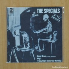Discos de vinilo: THE SPECIALS - GHOST TOWN + 2 - EP. Lote 87505820
