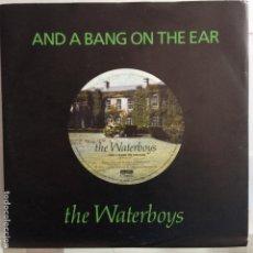 Dischi in vinile: THE WATERBOYS - AND A BANG ON THE EAR / THE RAGGLE TAGGLE GYPSY - EDICION ITALIANA NUEVO. Lote 87534636