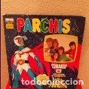 Discos de vinilo: LP PARCHIS : COMANDO G ( VINILO AZUL) CONTIENE JUEGO COMBATE GALACTICO. Lote 159859610
