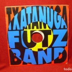 Discos de vinilo: TXATANUGA FUTZ BAND / KOSTALDEKO ENKANTUA / ANTILLANA / ELKAR-273 / 1991.. Lote 87558400