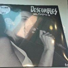 Discos de vinilo: MUSICA LP DESECHABLES LA MAQUETA PRECINTADO REEDICION MUNSTER VINYL. Lote 87584280