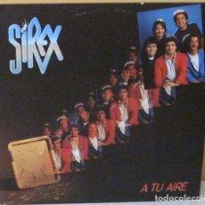 Discos de vinilo: SIREX - A TU AIRE ARIOLA - 1982. Lote 87590332