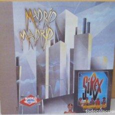 Discos de vinilo: SIREX - MADRID MADRID OPEN - 1984. Lote 87590584