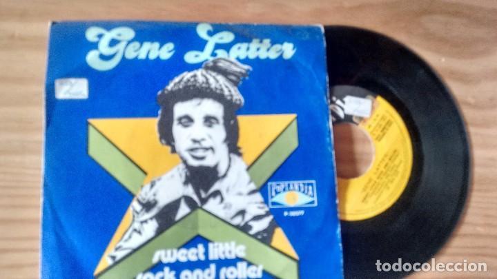 SINGLE (VINILO) DE DON EVERLY AÑOS 70 GENE LATTER AÑOS 70