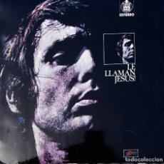 Discos de vinilo: RAPHAEL. LE LLAMAN JESUS. LP ORIGINAL ESPAÑA 1973. Lote 87597004