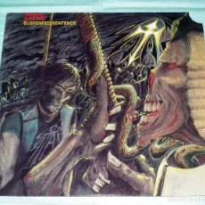 Discos de vinilo: LP SATAN - SUSPENDED SENTENCE. Lote 57692686