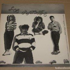 Discos de vinilo: LOS RATONES - GUIRIS / JAMAS / GUIRIS, REMIX (SPAIN, BIS A BIS 1988). Lote 87651148