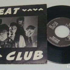 Discos de vinilo: BEAT CLUB - UN SOLO DIA MAS / COMO UNA LUZ / CRUCE DE CAMINOS - BEAT CLUB. Lote 87655180