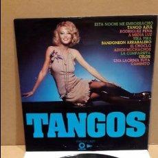Discos de vinilo: ORQUESTA 101 STRINGS. TANGOS. LP / CORTTY-DIX - 1975 / LEVES MARCAS.. Lote 87658408