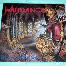 Discos de vinilo: LP WARDANCE - HEAVEN IS FOR SALE. Lote 56871271