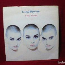 Discos de vinilo: SINÉAD O' CONNOR / THRE BABIES / DAMN YOUR EYES / 1990.. Lote 87681580