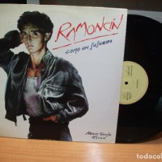 Discos de vinilo: RAMONCÍN – COMO UN SUSURRO MAXI 1986 EMI. Lote 87686420