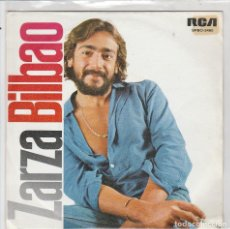 Discos de vinilo: ZARZA / BILBAO / ANA EN OTOÑO (SINGLE PROMO 1976). Lote 87746616