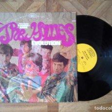 Discos de vinilo: THE HOLLIES - EVOLUTION - LP USA 1967 - CARPETA VG+ VINILO VG+. Lote 87802112