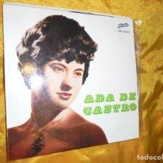 Discos de vinilo: ADA DE CASTRO. CIGANO + 3. EP. ALVORADA, EDITADO EN PORTUGAL. Lote 87884964