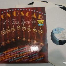 Discos de vinilo: LOS OSCAR - 50 TEMAS INOLVIDABLES - 3 LPS 1991. Lote 87898416