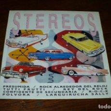 Discos de vinilo: STEREOS / PRODUCCIONES TWINS – 1T-0600-2 / 1991 / TEMAS EN DESCRIPCION.. Lote 87918736