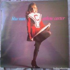 Discos de vinilo: CARLENE CARTER - BLUE NUN. LP 1982. Lote 87923660