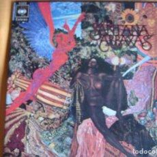 Dischi in vinile: SANTANA - SG CBS 1970 - BLACK MAGIC WOMAN (MUJER DE MAGIA NEGRA) +1 LATIN ACID FUNK. Lote 87942800