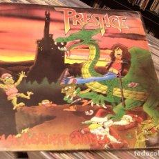 Discos de vinilo: PRESTIGE – ATTACK AGAINST GNOMES LP 1989 SPAIN. Lote 87953604