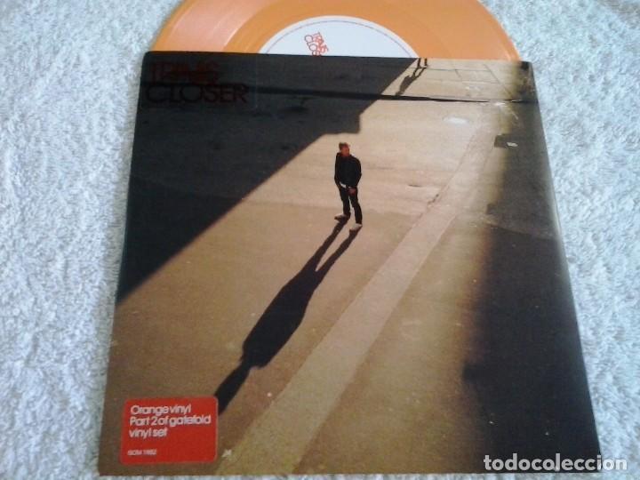 TRAVIS: CLOSER 2007 VINYL, 7, SINGLE, 2/2, ORANGE EDICION LIMITADA DISCO NARANJA (Música - Discos - Singles Vinilo - Pop - Rock Internacional de los 90 a la actualidad)