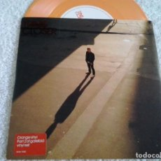 Discos de vinilo: TRAVIS: CLOSER 2007 VINYL, 7, SINGLE, 2/2, ORANGE EDICION LIMITADA DISCO NARANJA. Lote 87988568