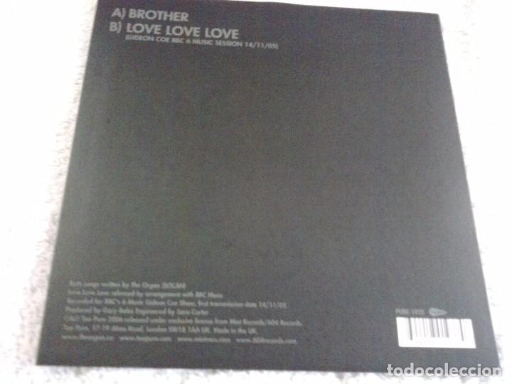 Discos de vinilo: THE ORGAN: THE NEW SINGLE BROTHER, HAUNTINGLY BEAUTIFUL WORK, NME. 2006 UK. PURE 193S - Foto 3 - 87998788