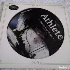 Discos de vinilo: ATHLETE: TWENTY FOUR HOURS. PICTURE.PARLOPHONE ATH010.DEL 2005. Lote 88005900