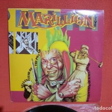 Discos de vinilo: MARILLION ? SELLING FISH BY THE POUND EDICION DIRECTO 500 COPIAS PROMOCIONAL UNOFFICIAL LP VINILO. Lote 88052740