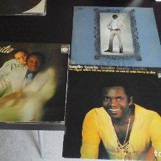 Discos de vinilo: LOTE DE 3 LPS DE BASILIO. Lote 88085868