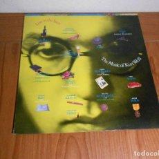 Discos de vinilo: LOST IN THE STARS, (KURT WEIL), 1985, A&M RECORDS. Lote 88095300