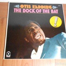 Discos de vinilo: LP OTIS REDDING THE DOCK OF THE BAY, ATCO, MADE IN GERMANY . Lote 88096652
