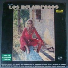 Discos de vinilo: LOS RELAMPAGOS. Lote 88098228