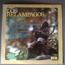 Discos de vinilo: LOS RELAMPAGOS. Lote 88098256