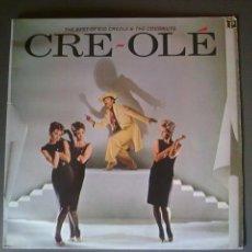 Discos de vinilo: CRE -OLE. Lote 88098540
