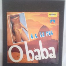 Discos de vinilo: D.C. LA RUE: O BABA. Lote 88105160