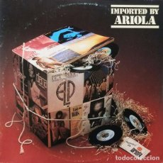 Discos de vinilo: VARIOUS – IMPORTED BY ARIOLA - LP VINILO 1980 - ROBERT PALMER, LOU REED, SKY.. Lote 88110872