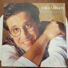 Discos de vinilo: VINILO - MAXISINGLE - MAXI SINGLE - EMILIO ARAGON - MALDITO RELOJ - CBS-SONY 1992. Lote 88124616