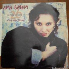 Discos de vinilo: VINILO - LP. ANA BELEN. 26 GRANDES CANCIONES Y UNA NUBE BLANCA (2 DISCOS). CBS 1989. BUEN ESTADO. Lote 88131176