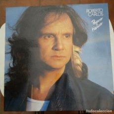 Discos de vinilo: VINILO - LP. ROBERTO CARLOS. PAJARO HERIDO. CBS 1990 - ESTADO DE LUJO. VER FOTOS. Lote 88133680