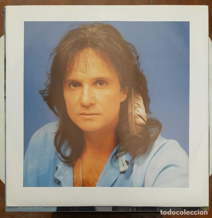 Discos de vinilo: Vinilo - LP. Roberto Carlos. Pajaro herido. CBS 1990 - Estado de lujo. Ver fotos - Foto 3 - 88133680