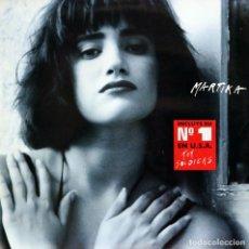 Disques de vinyle: MARTIKA - MARTIKA (LP) 1988. Lote 88137484