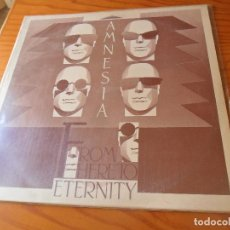 Discos de vinilo: AMNESIA - FROM HERE TO ETERNITY - 1990 SPAIN-. Lote 88144348