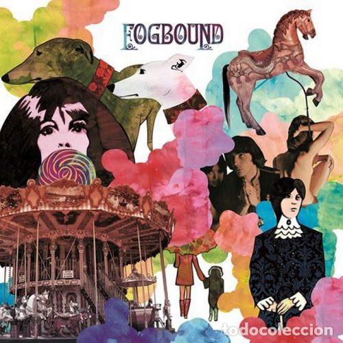 LP FOGBOUND BLACK VINYL SPAIN PSYCH FREAKBEAT SPAIN SEGUNDA EDICION (Música - Discos - LP Vinilo - Grupos Españoles de los 90 a la actualidad)