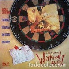 Discos de vinilo: LP BANDA SONORA WITHNAIL AND I ( CANCIONES DE THE BEATLES, THE JIMI HENDRIX EXPERIENCE, KING CURTIS. Lote 88208828