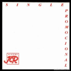 Discos de vinilo: ACUARIA - MAS - SPAIN SINGLE JCR 1992 - PROMO SINGLE - 1 SOLA CARA / SINGLE SIDED. Lote 88212496